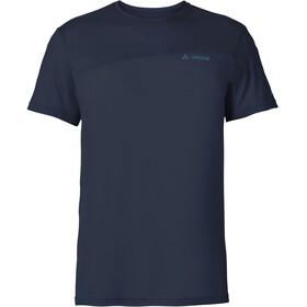 VAUDE Sveit Camiseta Hombre, azul